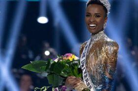 Miss Universe 2019 asal Afrika Selatan, Zozibini Tunzi. (Instagram)