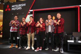 Influencer yang digandeng Mitsubishi di kampanye #AyoGasTerus. (Istimewa/Mitsubishi Motors)