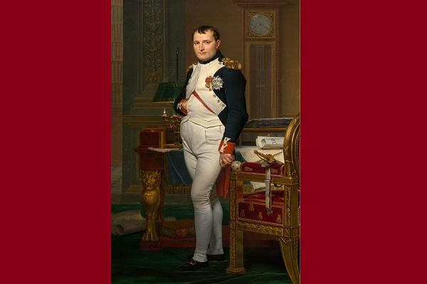 Sejarah Hari Ini: 2 Desember 1804, Napoleon Bonaparte Jadi Kaisar Prancis