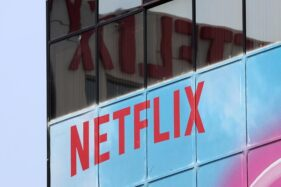 Logo Netflix. (Reuters)