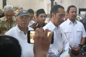 Resmikan Pasar Johar Semarang, Jokowi Minta Pembangunan Dilanjut
