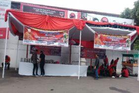 Suasana di DPD PDIP, Karangtempel, Semarang Timur, Kota Semarang, Jateng, Kamis (12/12/2019). (Semarangpos.com-Imam Yuda Saputra)
