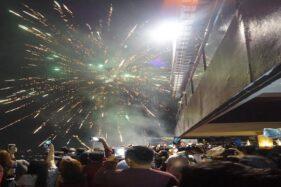 Malam Tahun Baru, Star Hotel Siapkan Pesta Kembang Api Terlama di Semarang