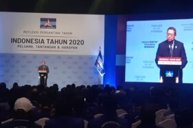 Pidato SBY Sindir Elite Usai Pemilu: Malu Sama Rakyat