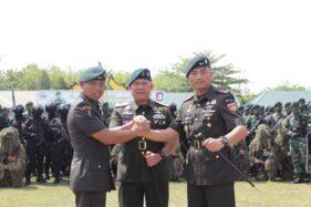 Yefta Sangkakala Jabat Danyonif Raider 408/Suhbrastha Sragen