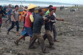 Terseret Arus di Pantai Kemiren Cilacap, Bocah 12 Tahun Selamat