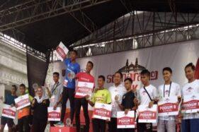 Afrika Dominasi Semarang 10K, Trianingsih Juara III