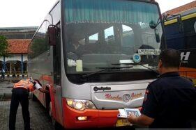 Dishub Jateng Ungkap Bus Tak Perpanjang Izin