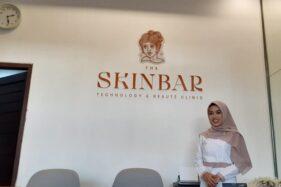 Klinik kecantikan Skinbar di Jl. Srigading II No. 16, Mangkubumen, Kota Solo. (Solopos.com-Ginanjar Saputra)