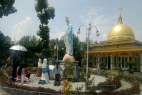 Potret Toleransi di Taman Doa Ngrawoh Sragen Bikin Pengamat Musik Ternama Ini Kagum