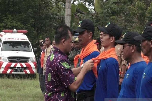 Temanggung Kini Punya 3 Kampung Siaga Bencana