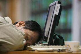 Ilustrasi tidur. (Reuters)