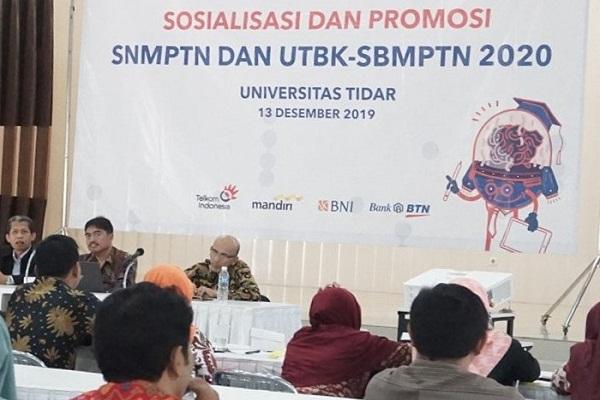 Universitas Tidar Sosialisasikan SNMPTN ke Guru BK