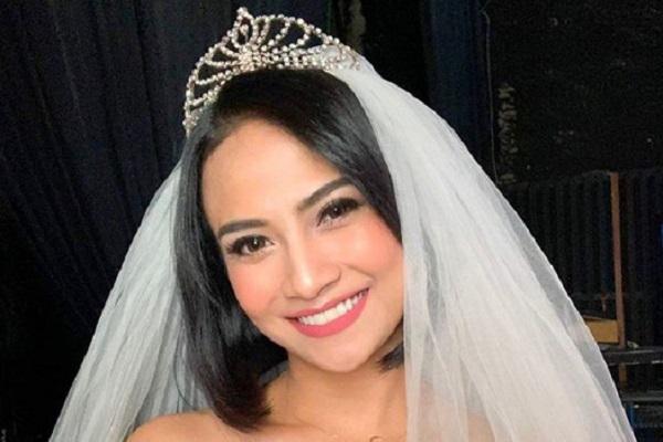 Manajer Sebut Pernikahan Vanessa Angel Sah di Hukum dan Agama