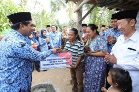 Peringatan HUT Korpri Jateng Diwarnai Perbaikan RTLH