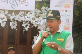 Wali Kota Pekalongan Saelany Machfudz. (Antara-Kutnadi)