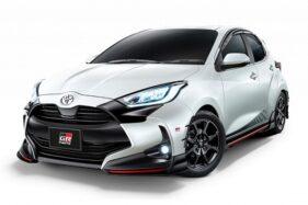 Toyota Yaris TRD 2020. (Detik.com)