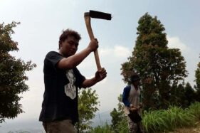 Masyarakat Pinggiran Hutan Gunung Slamet Diajak Antisipasi Deforestasi