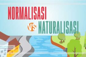 Infografis Naturalisasi vs Normalisasi (Solopos/Whisnupaksa)