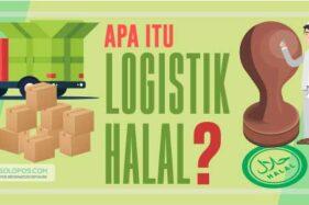 Infografis Logistik Halal (Solopos/Whisnupaksa)