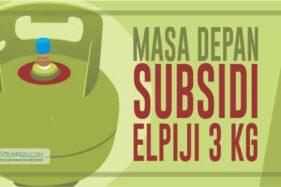 Elpiji 3 Kg Dibanderol Rp35.000 Per Tabung