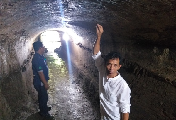 Warga Diminta Setop Penggalian Terowongan Peninggalan Belanda di Cokro Kembang Klaten