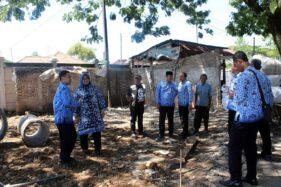 Kisah Giyo Si Pemulung 11 Tahun Tunggui TPS di Sragen Bikin Bupati Yuni Terenyuh