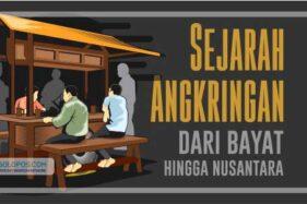 Infografis Sejarah Angkringan (Solopos/Whisnupaksa)