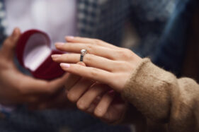 Ilustrasi pernikahan (Freepik)