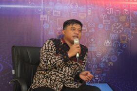 Koordinator Divisi Hukum, Data, dan Informasi Bawaslu Kota Semarang, Arief Rahman. (Semarangpos.com-Bawaslu Kota Semarang)