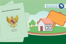 Ilustrasi sertifikat tanah. (Solopos/Whisnupaksa)