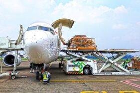 Ekspedisi via Udara di Bandara Semarang Turun 50%
