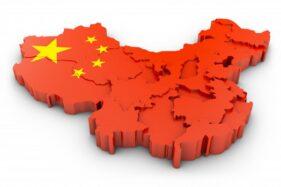 Ilustrasi peta China. (Freepik)