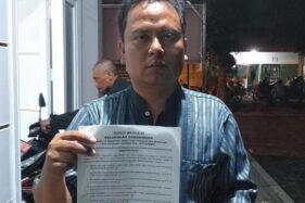 Ketua RW 03, Kelurahan Bangkingan, Kecamatan Lakarsantri, Kota Surabaya, Paran. (detik.com)