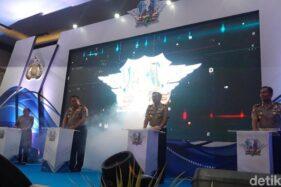 Wow, Kamera CCTV di Surabaya Bisa Deteksi Wajah dan Rekam Objek Berkecepatan 400 km/Jam