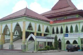 Masjid Agung Karanganyar. (Karanganyarkab.go.id)