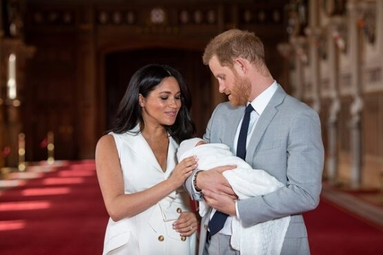 Pangeran Harry dan Meghan Markle. (Reuters)