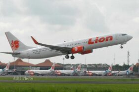 Pesawat Lion Air. (Solopos-dok)