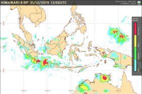 Besok Jateng Diprediksi Hujan Badai Plus Petir, Ini Peringatan BMKG