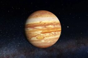 Planet Jupiter. (Youtube)