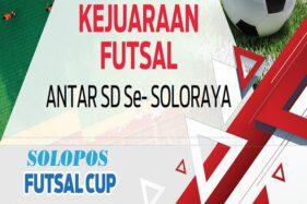 Solopos Futsal Cup 2020: Laga Panas di Babak 32 Besar