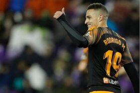 Bos Valencia Ingin Jual Rodrigo ke Barca