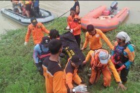 Tim SAR Temukan Jasad Korban Tenggelam Sungai Bener Banyumas