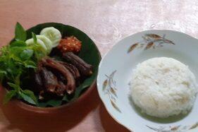 Kuliner sambel belut (Solopos/Bony Eko Wicaksono)