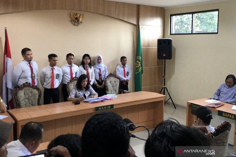 ZA, Pelajar Pembunuh Begal Divonis Pidana Pembinaan Setahun