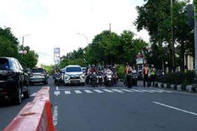 Aktivasi Traffic Light di Simpang Empat Polresta Solo Dinilai Bikin Macet, Ini Sebabnya