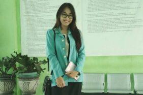 Mahasiswi Cantik UNS Solo Sukses Jualan Sari Lemon Beromzet Ratusan Juta