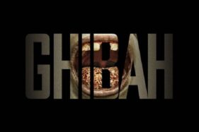 Teaser poster film Ghibah. (Instagram-@deecompany_official)