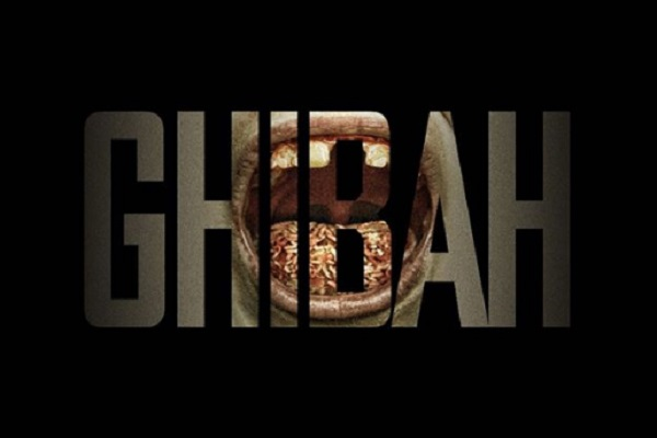 Teaser poster film Ghibah. (Instagram-@deecompany_official)