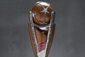 Trofi Piala Presiden. (Pictagram)